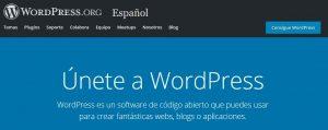Portal de wordpress en español