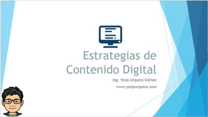 Estrategias de Contenido Digital
